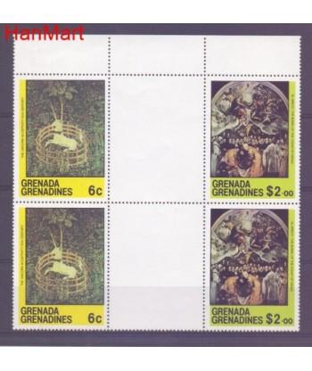 Grenada i Grenadyny  Mi 652 Czyste **