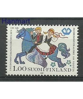 Finlandia 1981 Mi 884 Czyste **