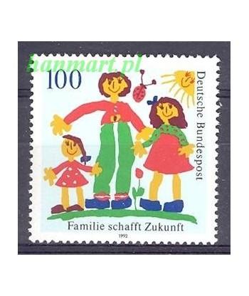 Niemcy 1992 Mi 1621 Czyste **
