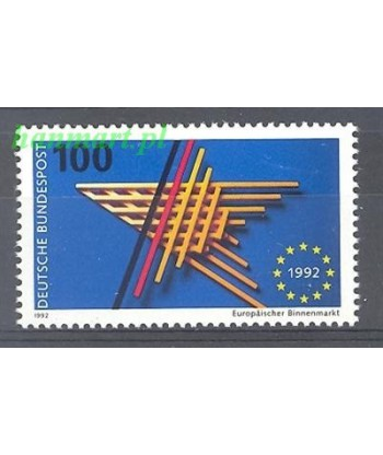 Niemcy 1992 Mi 1644 Czyste **