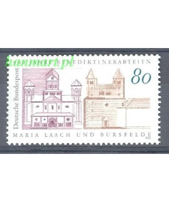 Niemcy 1993 Mi 1671 Czyste **