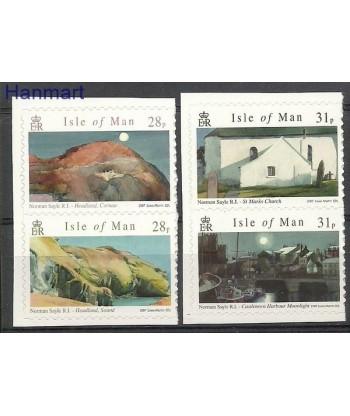 Wyspa Man 2007 Mi 1365-1368 Czyste **