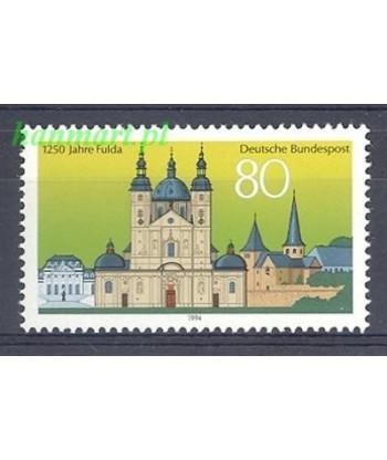 Niemcy 1994 Mi 1722 Czyste **