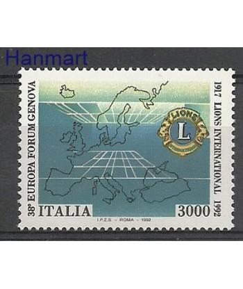 Włochy 1992 Mi 2250 Czyste **