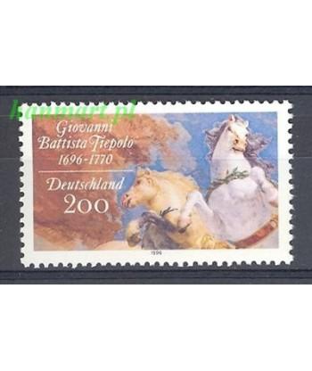Niemcy 1996 Mi 1847 Czyste **