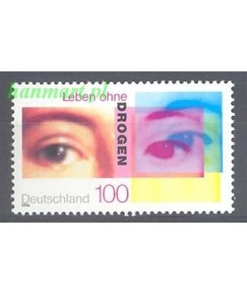 Niemcy 1996 Mi 1882 Czyste **
