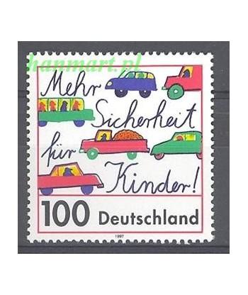 Niemcy 1997 Mi 1897 Czyste **