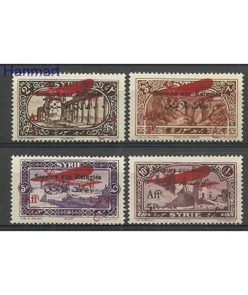 Syria 1926 Mi 296-299 Z podlepka *