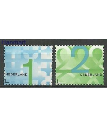 Holandia 2014 Mi 3192-3193 Czyste **