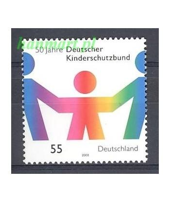 Niemcy 2003 Mi 2333 Czyste **