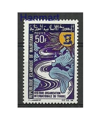 Mauretania 1969 Mi 363 Czyste **