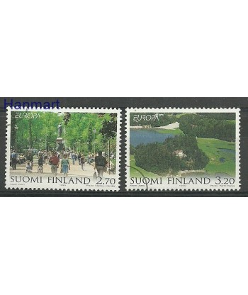 Finlandia 1999 Mi  Stemplowane