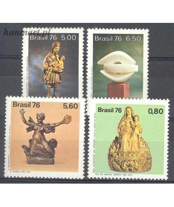 Brazylia 1976 Mi 1570-1573 Czyste **