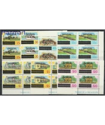 Saint Kitts 1980 Mi  Czyste **