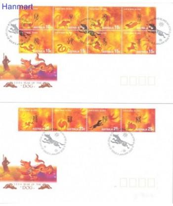 Australia 2006 Mi  FDC