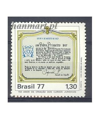 Brazylia 1977 Mi 1610 Czyste **