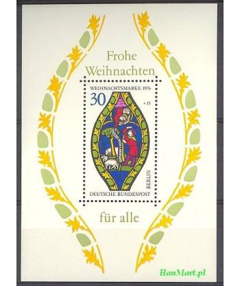 Berlin Niemcy 1976 Mi bl 5 Czyste **