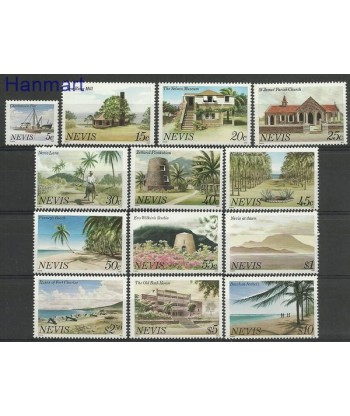 Nevis 1982 Mi  Czyste **