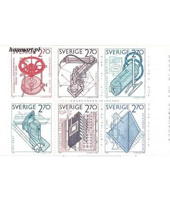Szwecja 1984 Mi mh 99 Czyste **