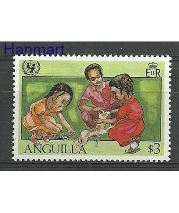 Anguilla 1981 Mi 449 Czyste **