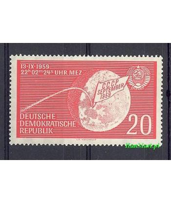 Niemiecka Republika Demokratyczna / DDR 1959 Mi 721 Czyste **