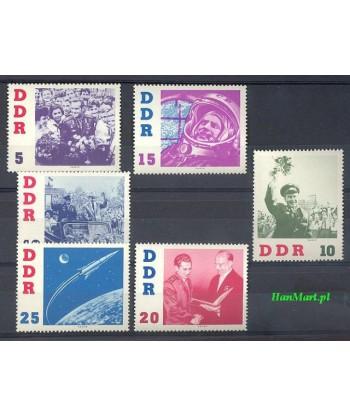 Niemiecka Republika Demokratyczna / DDR 1961 Mi 863-868 Czyste **