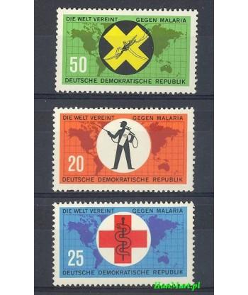 Niemiecka Republika Demokratyczna / DDR 1963 Mi 942-944 Czyste **