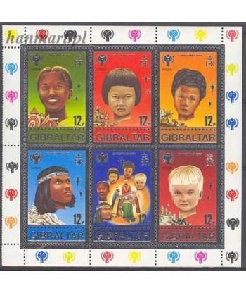 Gibraltar 1979 Mi bl 6 Czyste **