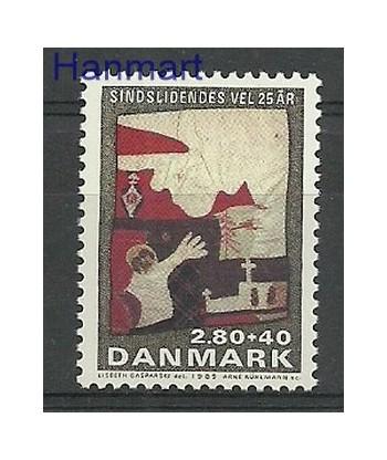 Dania 1985 Mi 849 Czyste **