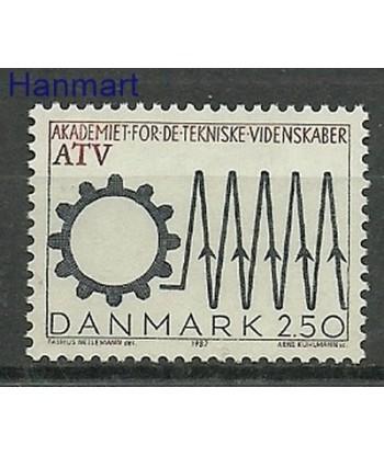 Dania 1987 Mi 894 Czyste **