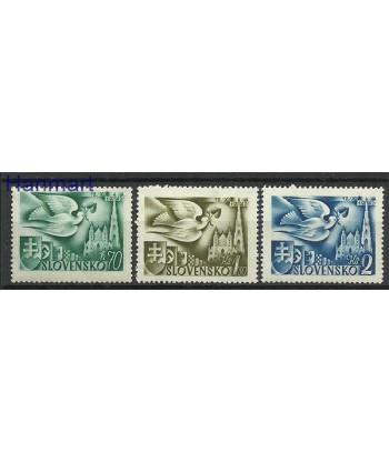 Słowacja 1942 Mi 102-104 Czyste **