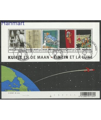 Belgia 2004 Mi bl 93 Stemplowane