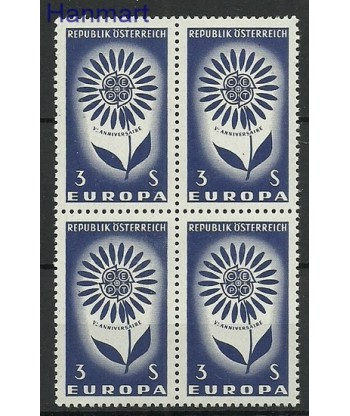 Austria 1964 Mi vie 1173 Czyste **