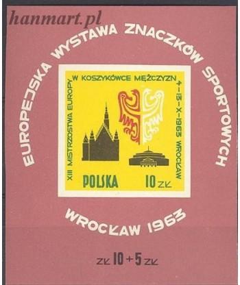 Polska 1963 Mi bl 30 Czyste **
