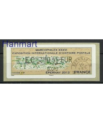 Francja 2012 Mi 55 Czyste **