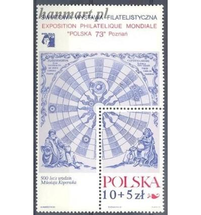 Polska 1972 Mi bl 52 Fi bl 90 Czyste **