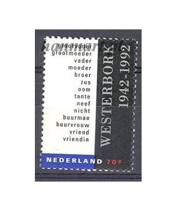 Holandia 1992 Mi 1445 Czyste **