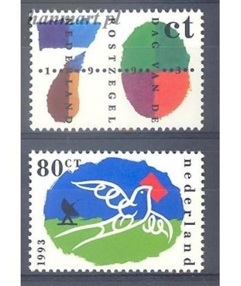 Holandia 1993 Mi 1490-1491 Czyste **