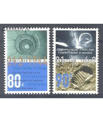 Holandia 1994 Mi 1514-1515 Czyste **