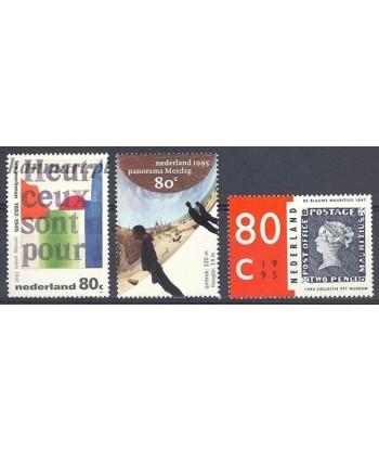 Holandia 1995 Mi 1532-1534 Czyste **