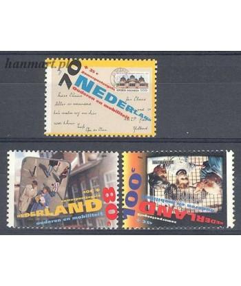 Holandia 1995 Mi 1540-1542 Czyste **