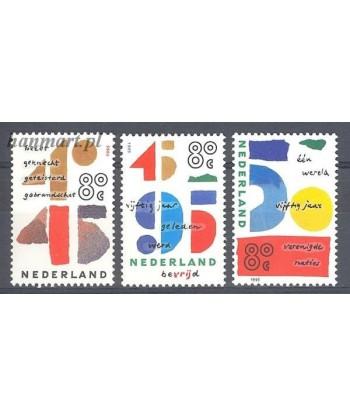 Holandia 1995 Mi 1543-1545 Czyste **