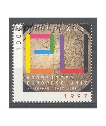 Holandia 1997 Mi 1622 Czyste **