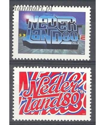 Holandia 1997 Mi 1629-1630 Czyste **