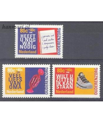 Holandia 1998 Mi 1653-1655 Czyste **