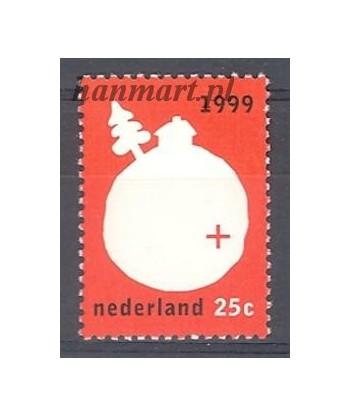 Holandia 1999 Mi 1703 Czyste **