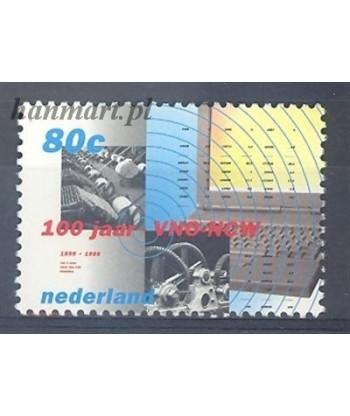 Holandia 1999 Mi 1736 Czyste **