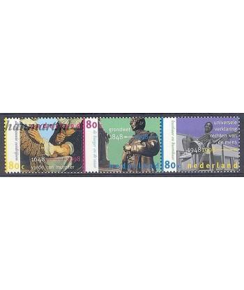 Holandia 1998 Mi 1649-1651 Czyste **