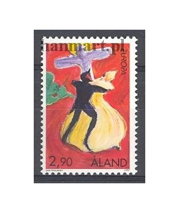 Wyspy Alandzkie 1997 Mi 128 Czyste **