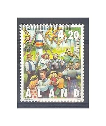 Wyspy Alandzkie 1998 Mi 140 Czyste **